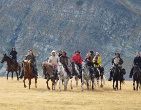 конна езда,, конен преход в Рила