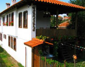 къща за гости Чардака град Калофер
