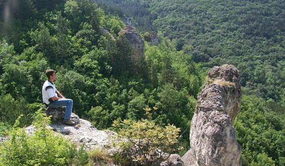 Туристические маршруты Шуменского плато