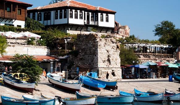 Несебър, Морски курорти, Забавления на морето, Пътуване с яхта, Почивка в България, Морски дестинации