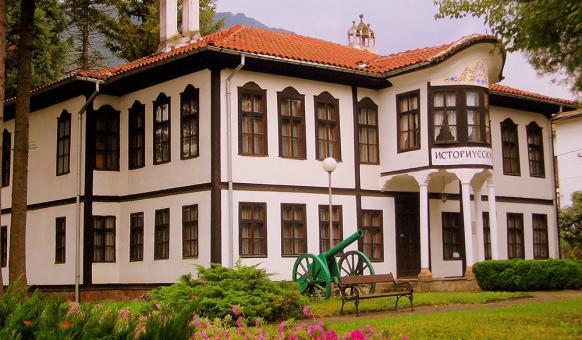 Исторически музей в гр. Етрополе