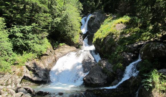Бистришкият водопад