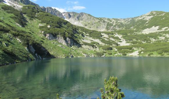 Реджепишко езеро