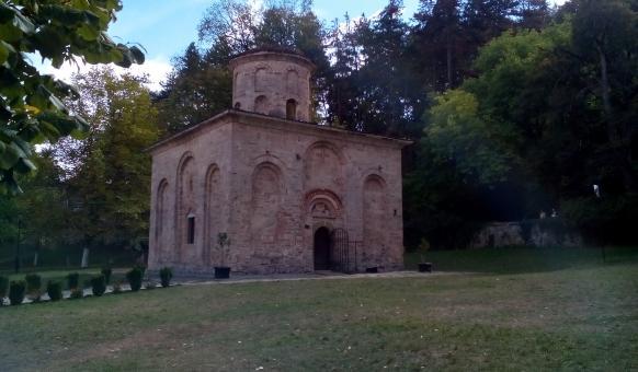 """Църквата ''Св. Йоан Богослов"""" - Земенски манастир"""
