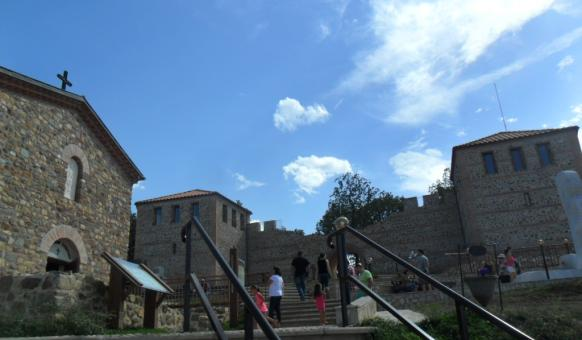 Крепости, Архитектурни забележителности, Цари Мали град