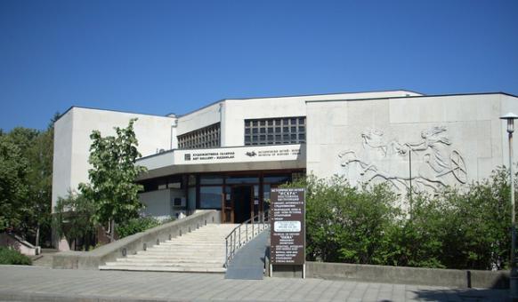 """Исторически музей """"Искра"""", Музеи, Казанлък, Забележителности в Казанлък"""