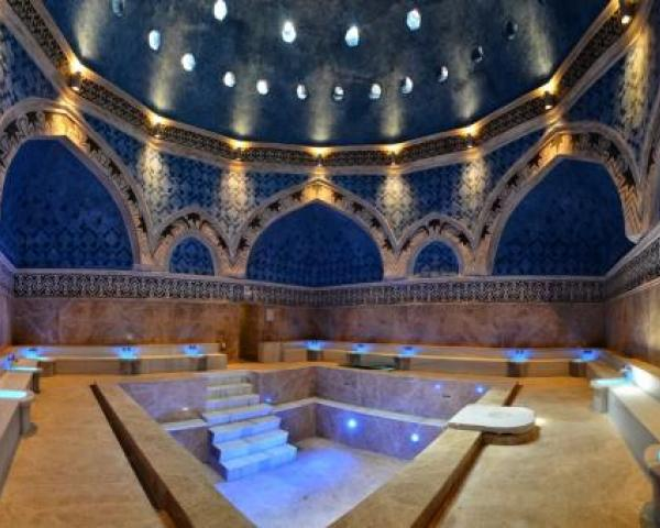 Акве Калиде – реставрираната баня на султан Сюлейман Великолепни