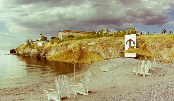Бургас, Остров Света Анастасия, Забележителности Бургас
