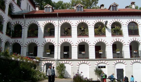 ДПП Витоша, Драгалевски манастир, Природни паркове