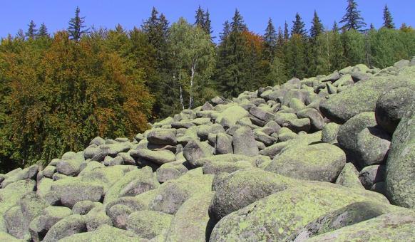 ДПП Витоша, Природни паркове, Забележителности