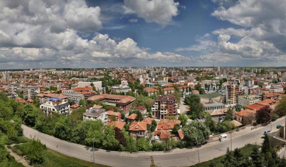 Хасково, Забележителности в Хасково, Градове